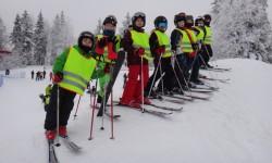 Obóz narciarski z Judo