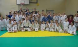 Sportowe święto w UKS Judo Kraków