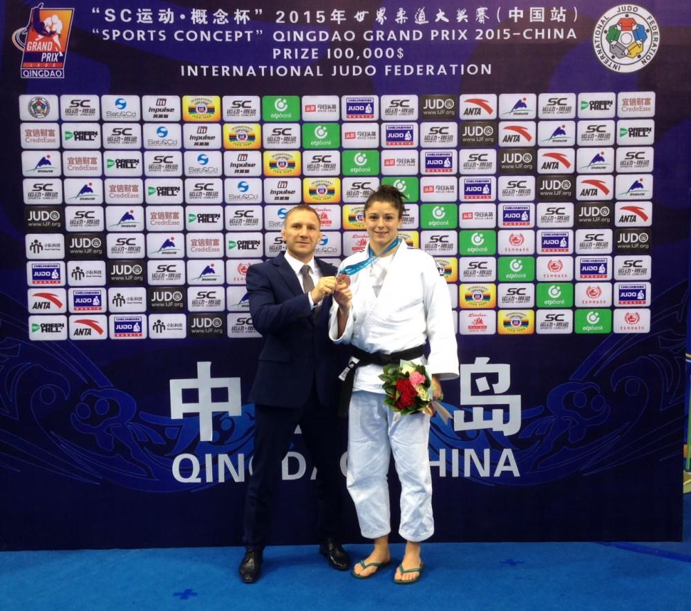Qingdao GP 2015 Chiny