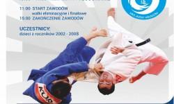 II Otwarte Mistrzostwa Zabierzowa w Judo Dzieci!