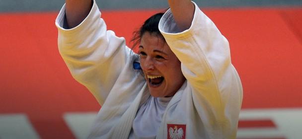 Brązowy medal Katarzyny Kłys w zawodach Gran Slam Abu Dhabi!