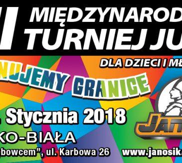 VII Międzynarodowy Turniej Judo- Bielsko Biała