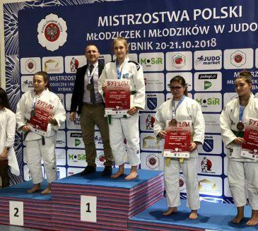 Aleksandra Turek Mistrzynią Polski